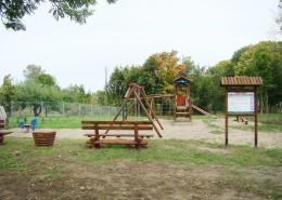 Plac zabaw w Słowienkowie