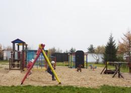 Plac zabaw w Stoisławiu
