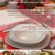 kulinarne dziedzictwo 2015