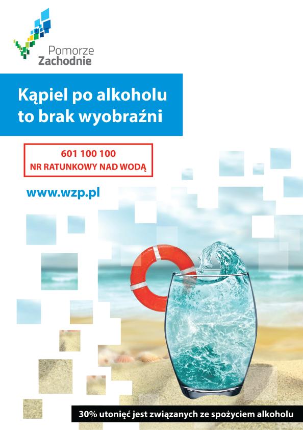 kampania nad wodą