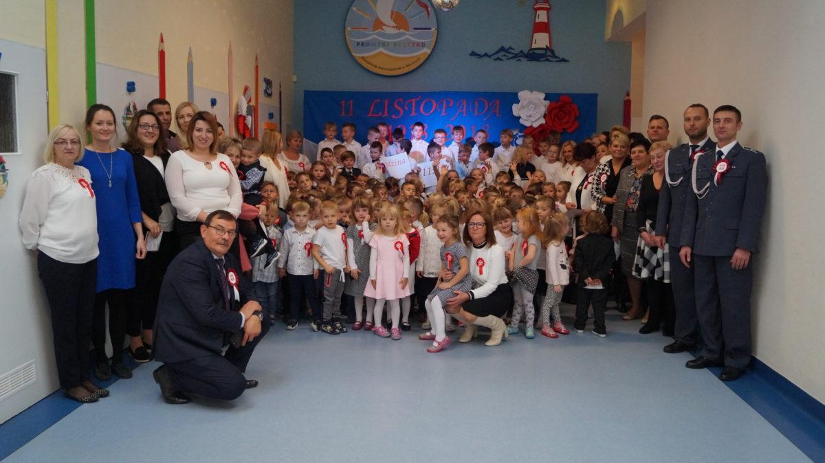 Uroczyste Obchody święta Niepodległości W Przedszkolu